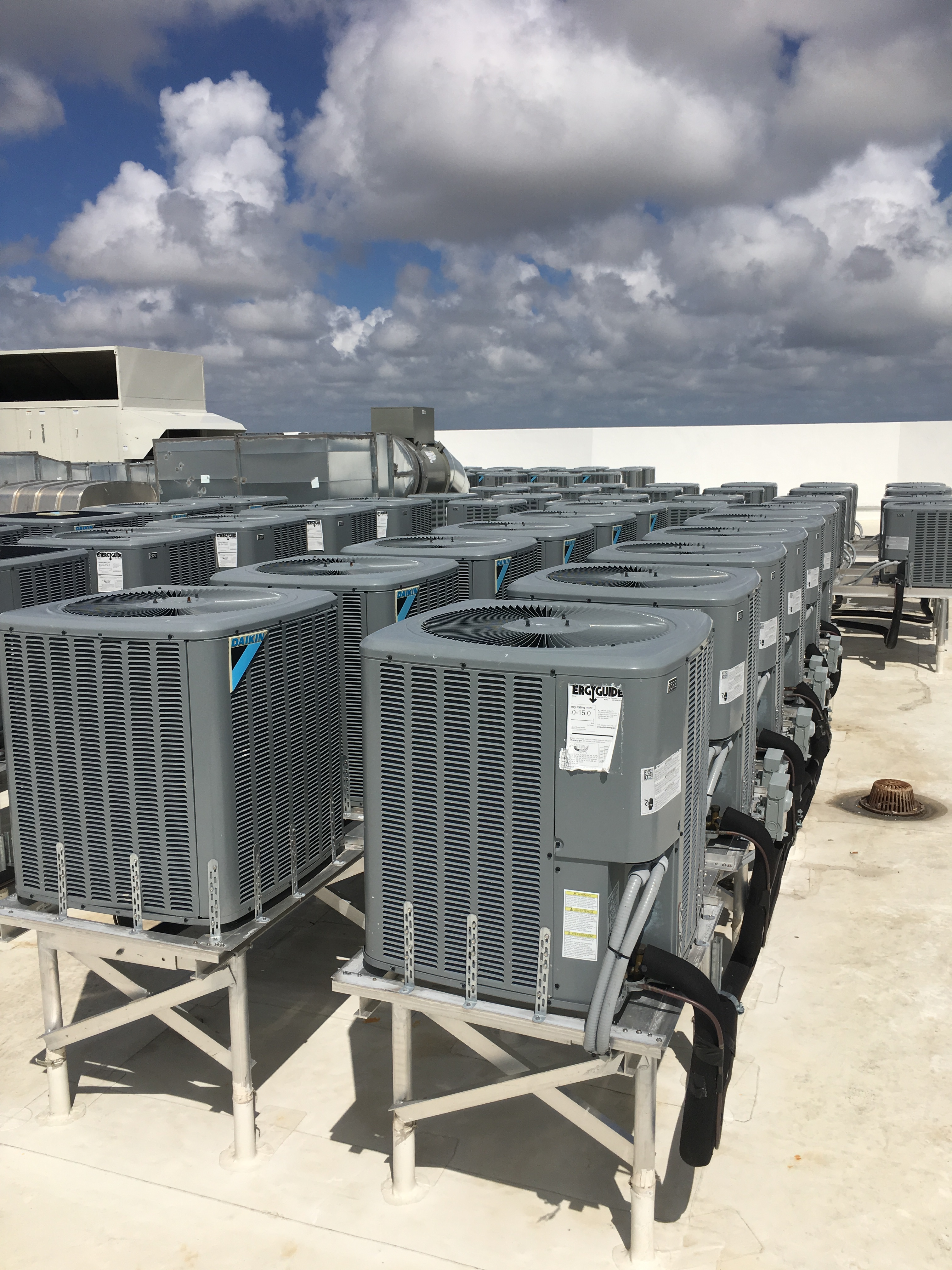 Miami Tech Inc Model As14 Condensing Unit Stand