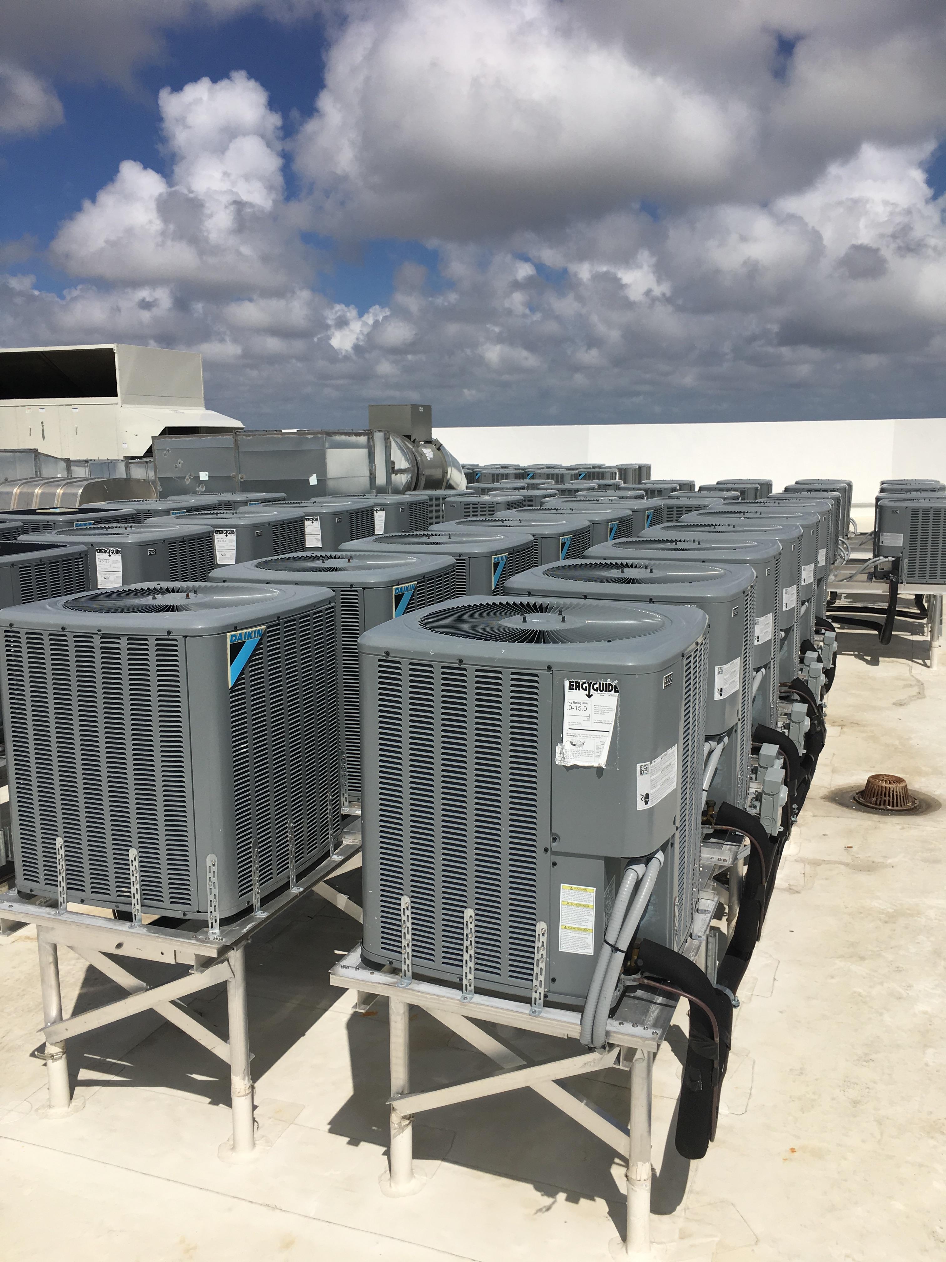 Miami Tech Inc  | Condenser Stands